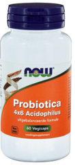 Now Foods Probiotica 4 x 6 acidophilus van NOW : 60 capsules