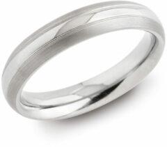 Zilveren Boccia Titanium 0130-01 Ring - Titanium - Zilverkleurig