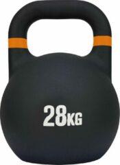 Zwarte Tunturi Profesionele Kettlebell - 28kg