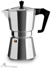 Bialetti Voccelli Moka Express - koffiepotje - caffettiera - 12 kopjes