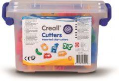 Rode Creallshop.nl Creall Cutters uitsteekvormen voor klei
