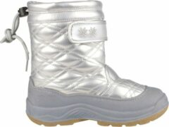 Wintergrip Winter-grip Snowboots Jr - Quilt Bieber - Zilver/Grijs - 23