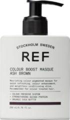 Bruine REF Stockholm Colour Boost Masque Ash Brown