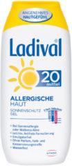 Ladival Allergische Haut Gel LSF 20