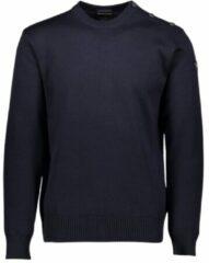 Paul & Shark Paul Shark Sweater wol Blauw C0P1032 61101130 050