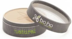 Boho Green make-up Biologische Compact Powder Beige Dore (Mat)