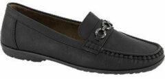 Easy Street Dames Zwarte loafer gesp - Maat 36
