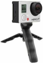 Zwarte Merkloos / Sans marque Tripod statief voor GoPro - Statief - 360 graden draaibaar