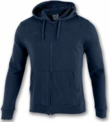 Marineblauwe Joma Argos II Sweater Met Rits - Marine   Maat: 3XL