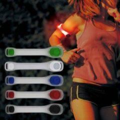 Rode Benson Hofftech LED Sportarmband Hardlopen Verstelbaar Deluxe