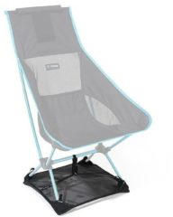 Helinox - Ground Sheet For Chair Two - Campingstoel zwart