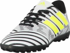 Zwarte Adidas Performance Voetbalschoenen NEMEZIZ 17.4 TF S82469