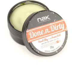 Nak - Done.n.Dirty Hard Clay - 25 gr