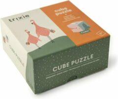 Trixie Baby Accessoires Cube puzzle Groen