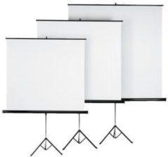 Hama-Projektion Leinwand 125 x 125 weiß - Hama
