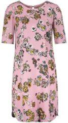 Kleid mit Blumen-Print Taifun Rosa