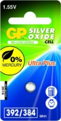 GP Batteries Silver Oxide Cell 392 Single-use battery SR41 Zilver-oxide (S) 1,55 V