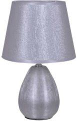 Tischleuchte, silber Näve Silber