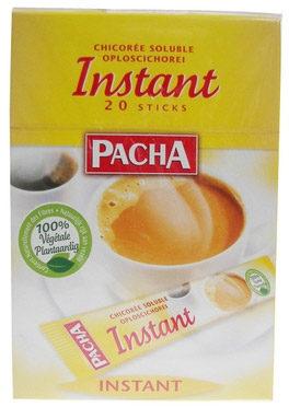 Afbeelding van Pacha Instant Sticks Bruin 20 stuks