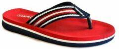 Trentino Slippers Veneto Red Size : 33
