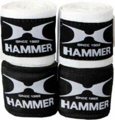 Hammer Boxing Bandages - per Paar - 3,5 meter - wit