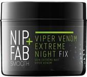 Nip+Fab Gesichtspflege Smooth Viper Venom Extreme Night Fix 50 ml