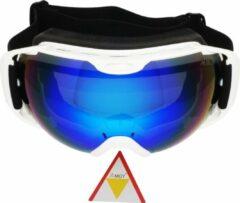 Blauwe Amoy Broad Peak TPU Ultra-Light frame. Ski/Snowboard Goggle