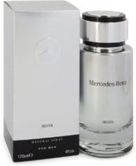 Mercedes-Benz Mercedes Benz Silver for Men eau de toilette spray 120 ml