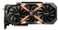 GIGABYTE AORUS GeForce GTX 1080 Ti, Grafikkarte + NVIDIA BE THE HERO DC (einlösbar bis 30.06.17)-Spiel