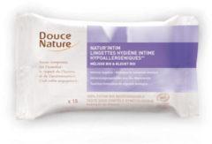 Douce Nature Intieme Hygienische Doekjes Bio Katoen (15st)
