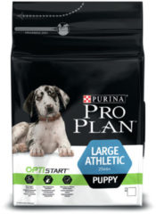 Pro Plan Puppy Large Athletic OptiStart - Rijk aan Kip - Hondenvoer - 3 kg