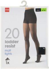 Hema panty ladder resist anti ladder denier zwart zwart