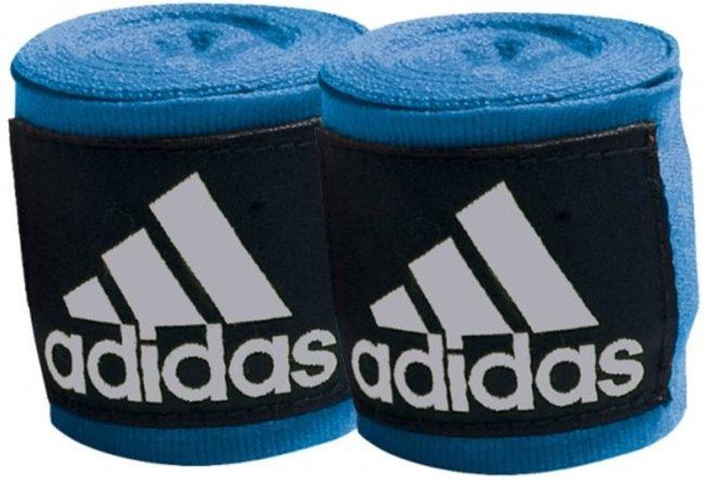 Afbeelding van Adidas Boxing Crepe - Bandage - 250 cm / Kinderen - Blauw