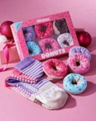 United Oddsocks Cadeaudoos Dames Sokken Donuts Mismatched Maat 37-42 Oddsocks