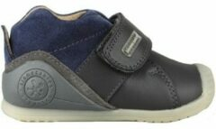 Blauwe Hoge Sneakers Biomecanics