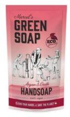 Marcel's Green Soap Marcel's groen Soap Handzeep Argan&Oudh Navul Stazak 500 ml