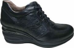 Nero giardini sleehak sneakers zwart mt 41