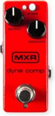 MXR M291 Dyna Comp Mini Compressor effectpedaal