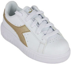 Gouden Sneakers Diadora game step ps c1070