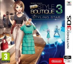 Nintendo 3DS New Style Boutique 3 Sterstyliste