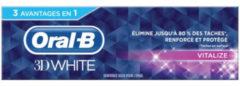 Oral-B Oral B Tandpasta 3D white vital fresh 75 Milliliter