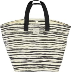 Barts Juno Bag Dames Strandtas - Charcoal - Maat One size