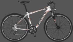 28 Zoll Herren Trekking Fahrrad 24 Gang Sprint Sintero... weiß, 48cm