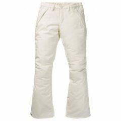 Witte Burton Wintersportbroek Dames Wb Society Pt - Stout White - XS