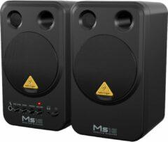 Behringer MS16 actieve studiomonitor (set van 2)