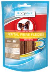Bogadent Dental Fibre Flexies Mini - Hondensnacks - 70 g