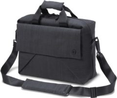 Zwarte Dicota, Code 13 inch - Laptoptas / Donkergrijs