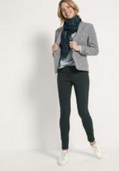 Hessnatur Damen Hose aus Bio-Baumwolle – grün – Größe 48