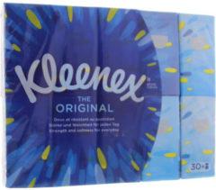 Kleenex Original zakdoekjes pakjes van 9 30x9 Stuks