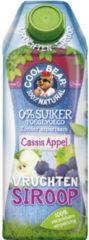 Cool Bear Siroop Cassis-appel (750ml)